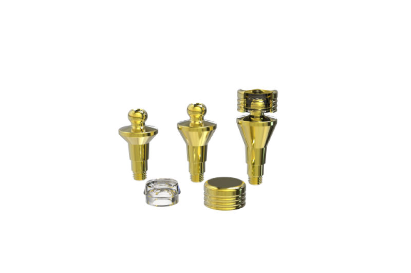 IMPLURA Ball Abutment Cap