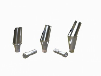 IMPLURA SIMPLEX Hex Angled Abutment
