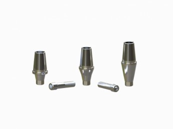 IMPLURA SIMPLEX Straight Abutment