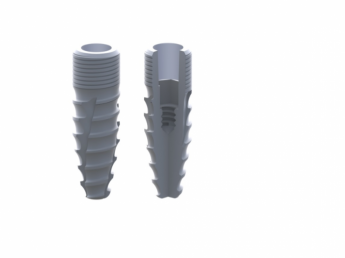 IMPLURA SIMPLEX Dental Implant