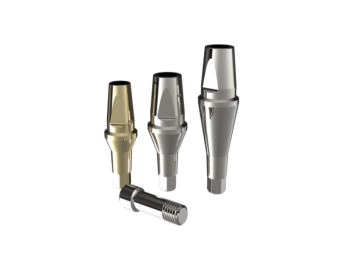 IMPLURA Straight Abutment