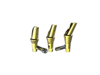IMPLURA Angled Abutment