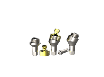 IMPLURA Angled Ball Abutment