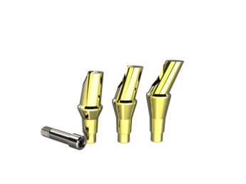 IMPLURA Non-Hex Angled Abutment