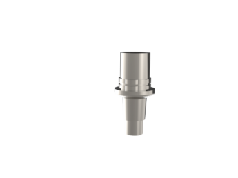 IMPLURA Tibase Non - Hex Abutment