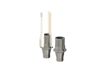 IMPLURA SIMPLEX Interface Abutment Hex