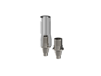 IMPLURA SIMPLEX Interface Abutment Non - Hex