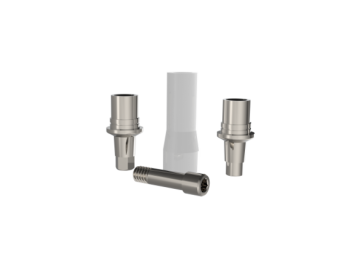 IMPLURA SIMPLEX Tibase Abutment Hex